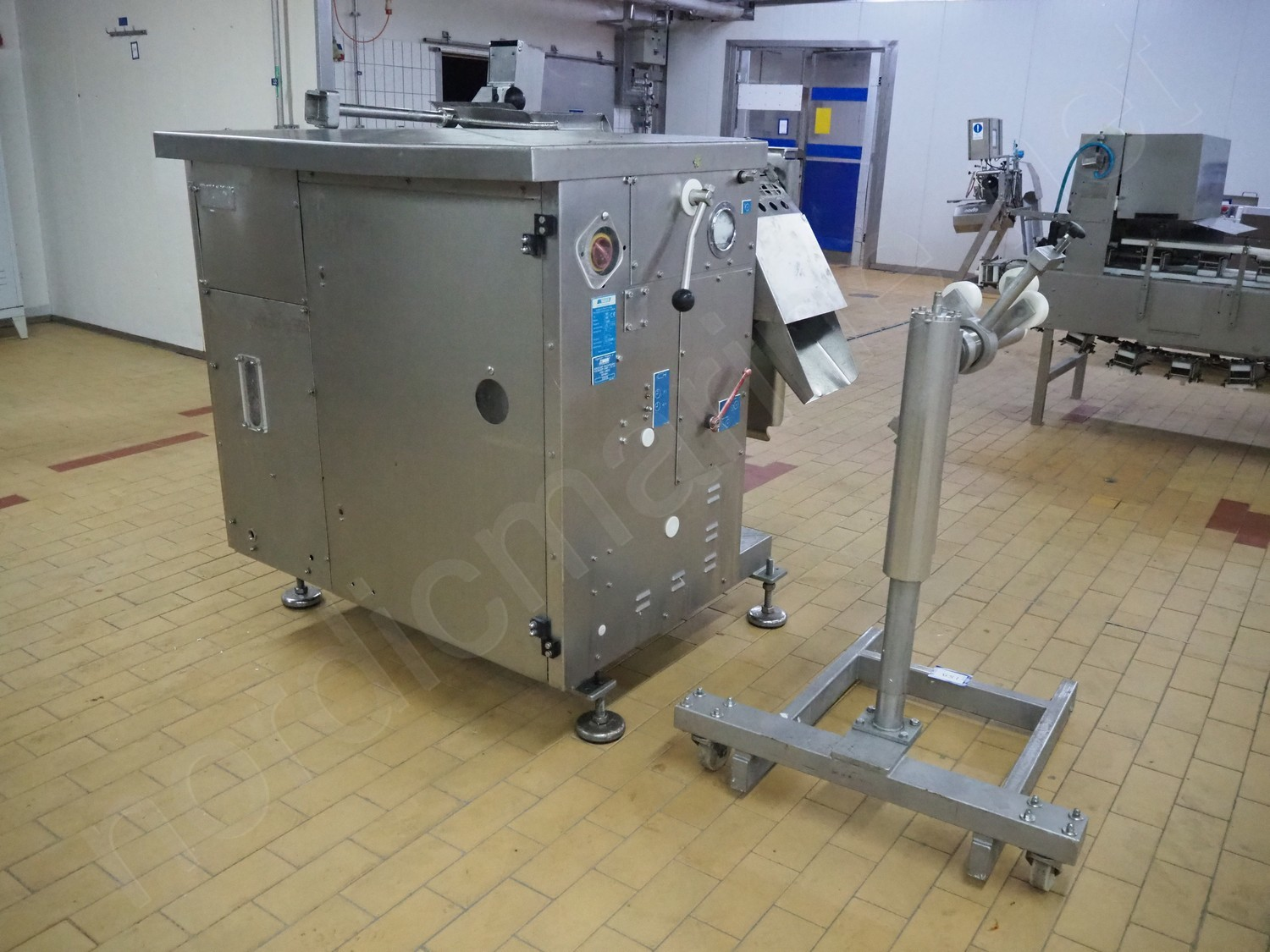 Baader 605 Bone separator for meat products