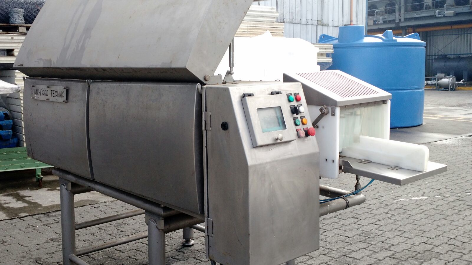 Pisces FR9000 - Filleting machine for salmon