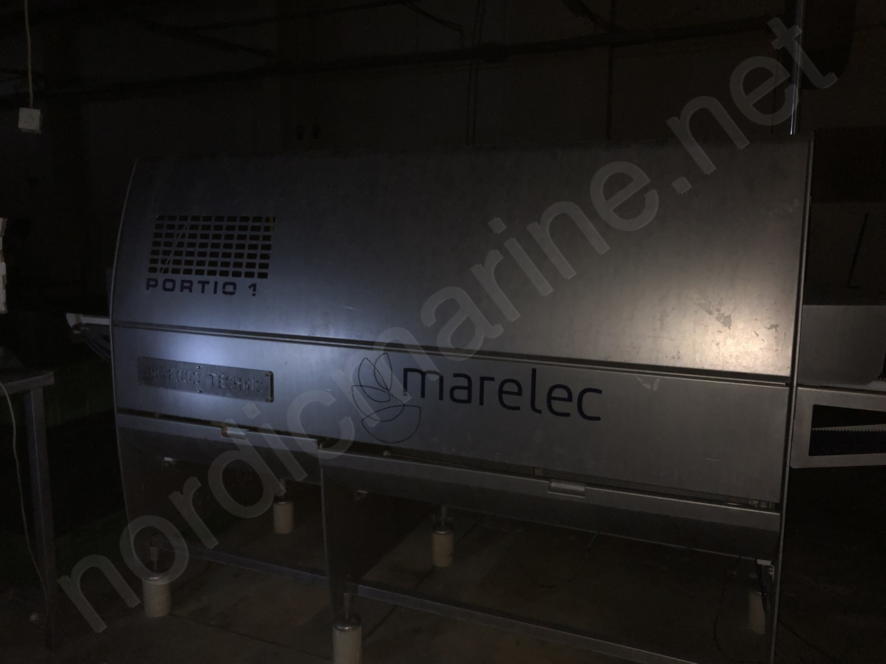 Marelec Intelligent Portion Cutter PORTIO 1