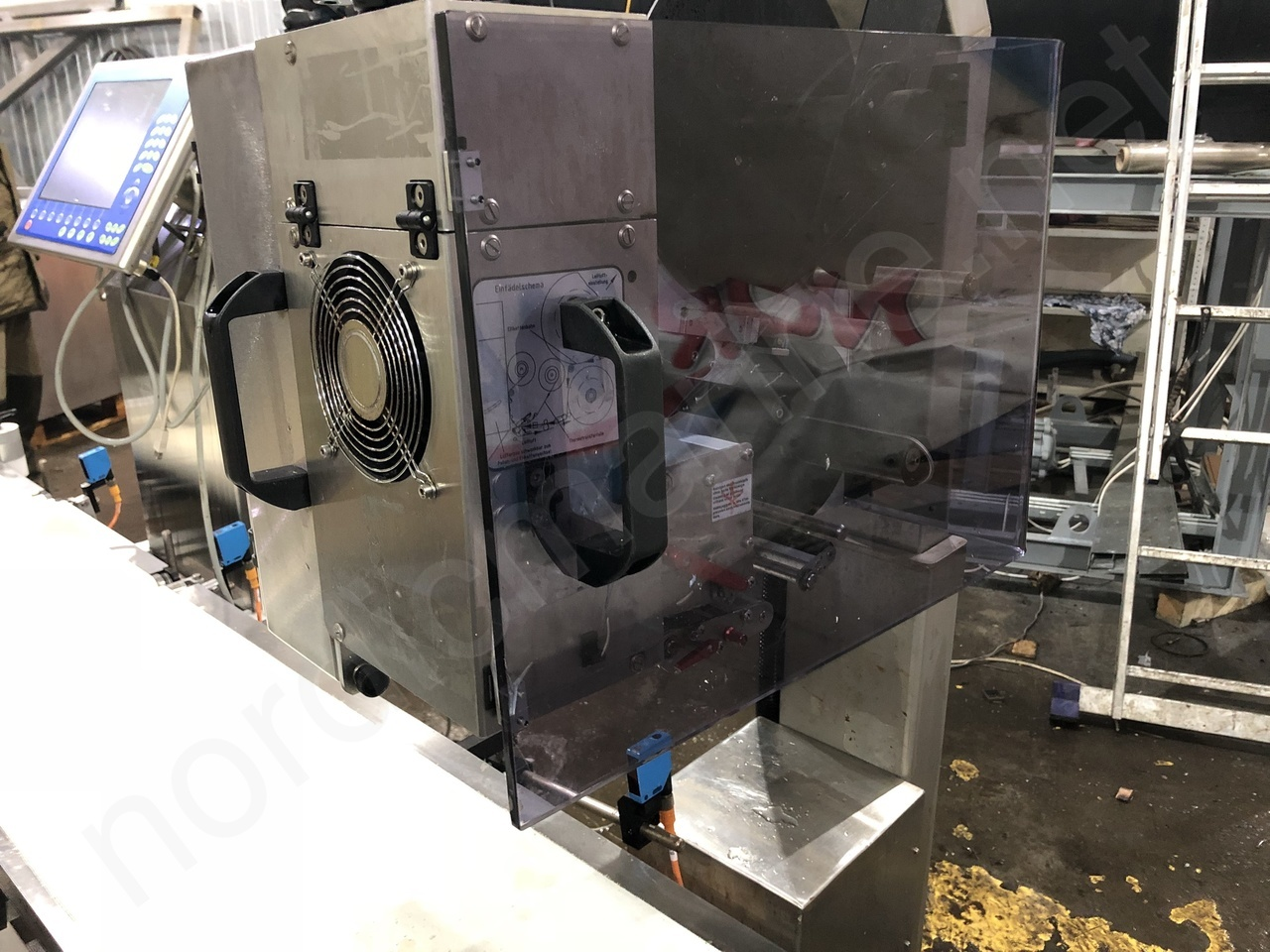 Mettler Toledo PAS3012 Weighing and price labeling machine