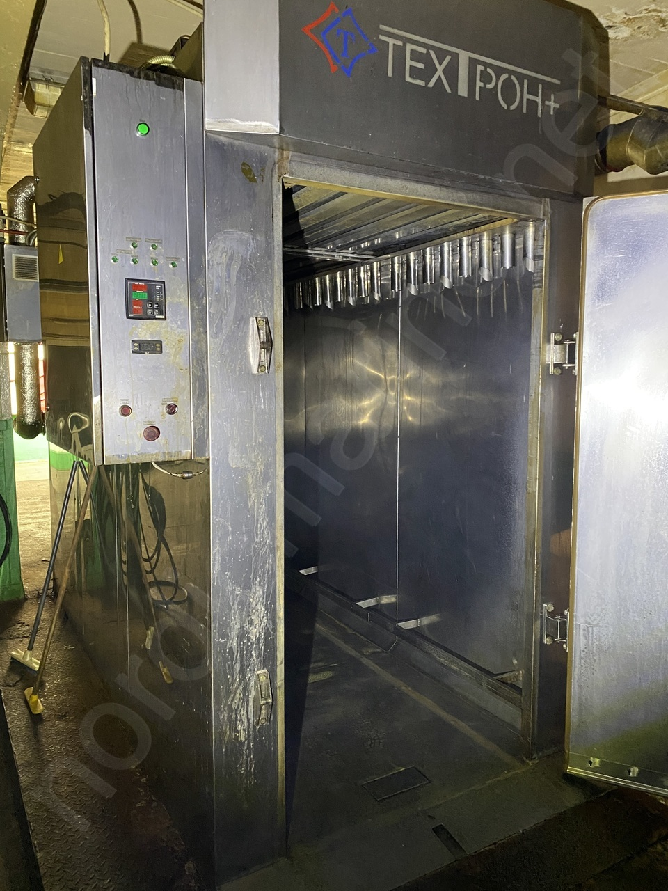 Tehtron Air circulation seafood and fish drying oven
